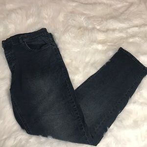 DenimCo Straight Jeans